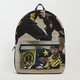 Tyne and Fear on the offense Backpack
