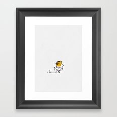 The Archer Framed Art Print