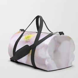 Soft Flora Duffle Bag