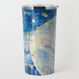 The First Full Moon Travel Mug