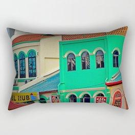 Downtown KL Rectangular Pillow