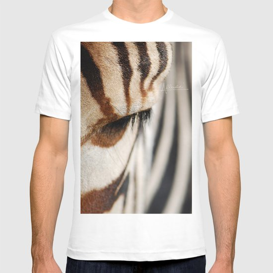 Zebra style T-shirt