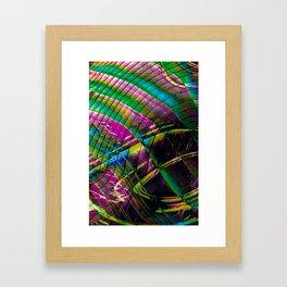 Planetary Framed Art Print
