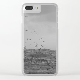 A perfect storm - Hampton Style Clear iPhone Case