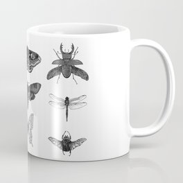Insect Illustration Collection Coffee Mug