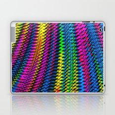 Crimped Colors Laptop & iPad Skin