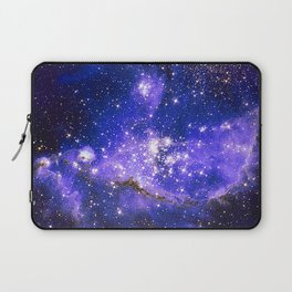 Infant Stars in Neighbouring Galaxy Laptop Sleeve