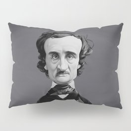 Edgar Allan Poe Pillow Sham