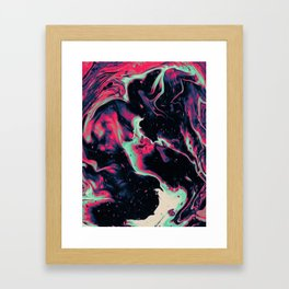 DUBIUM Framed Art Print