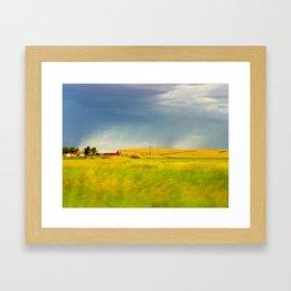 Untitled 8. Framed Art Print