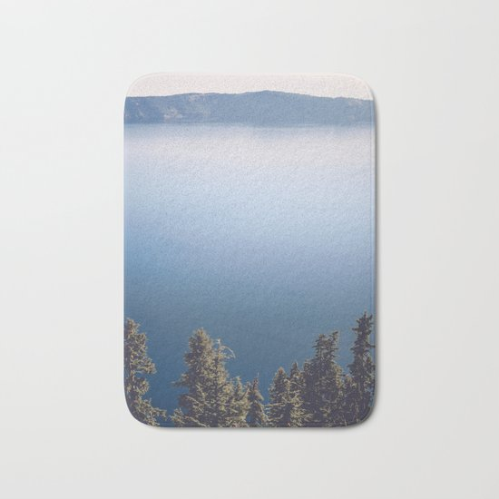 Wild Lake Bath Mat