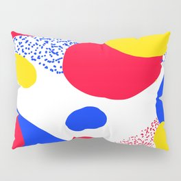 Primary Dots Pillow Sham