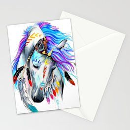 UNICORN---ART Stationery Cards