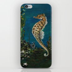 The Spectacular Seahorse iPhone & iPod Skin