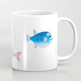 Snapper, Squid and Globefish Coffee Mug