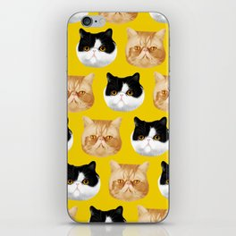 Pockets and Boots iPhone Skin