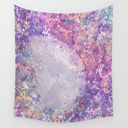Mysterious Moon Reverie Wall Tapestry