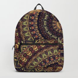 Mandala 252 Backpack