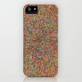zooming iPhone Case