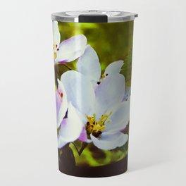 Apple Blossom Days Travel Mug
