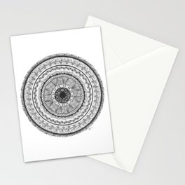 Zendala - Zentangle®-Inspired Art - ZIA 15 Stationery Cards