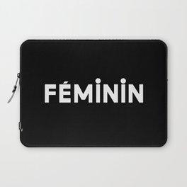 French New Wave - Feminin Laptop Sleeve