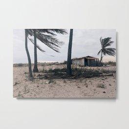Home in the desert Metal Print
