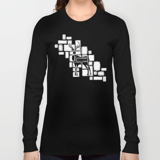 Hidden Deer Long Sleeve T-shirt