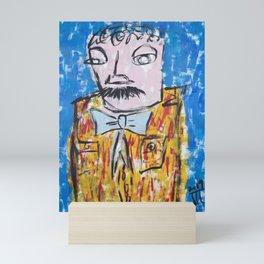 """""""Snake Oil"""" Mini Art Print"""