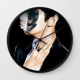 Flowers Boy   Baekhyun Wall Clock