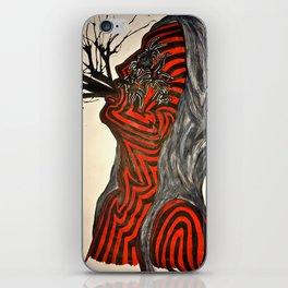 Madness iPhone Skin