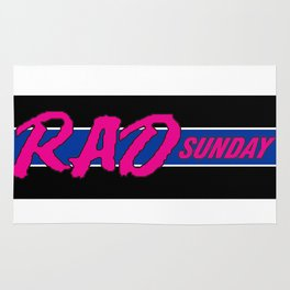 Rad Sunday Rug