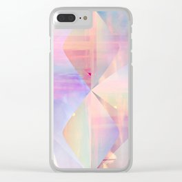 Intangible Clear iPhone Case