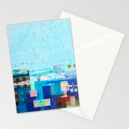 Cityscape 1 Stationery Cards