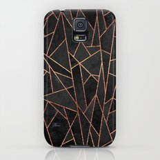 Shattered Black / 2 Galaxy S5 Slim Case