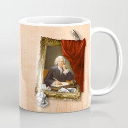 The Scribe's Secret Chamber Coffee Mug
