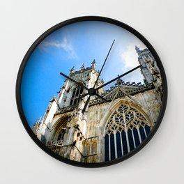 York Minster Wall Clock