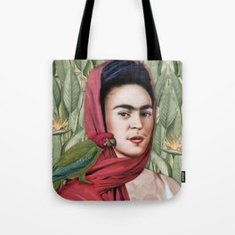 Frida Vida Tote Bag