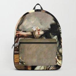 John Singer Sargent - Lady Eden - Digital Remastered Edition Backpack
