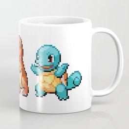 First Gen - Pixel Art Coffee Mug