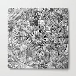 Mandala 5 Metal Print