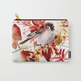 Bird and The Fall Carry-All Pouch