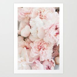Flower Collection II Art Print