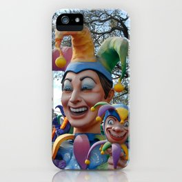 The King's Jesters iPhone Case