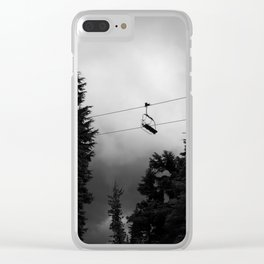 Magic Mile Clear iPhone Case