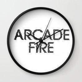 ArcadeFire Wall Clock