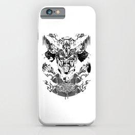Kabuto iPhone Case