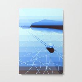 Baikal 4x4 Metal Print