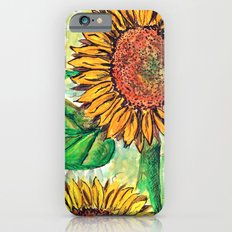 Keep Up Buttercup iPhone 6s Slim Case