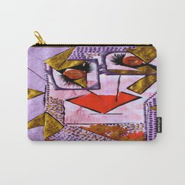 Ms Hologram tetkaART Carry-All Pouch